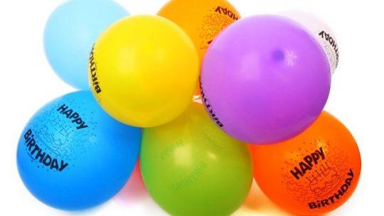 Quelle est la meilleure décoration pour votre fête d'anniversaire ?